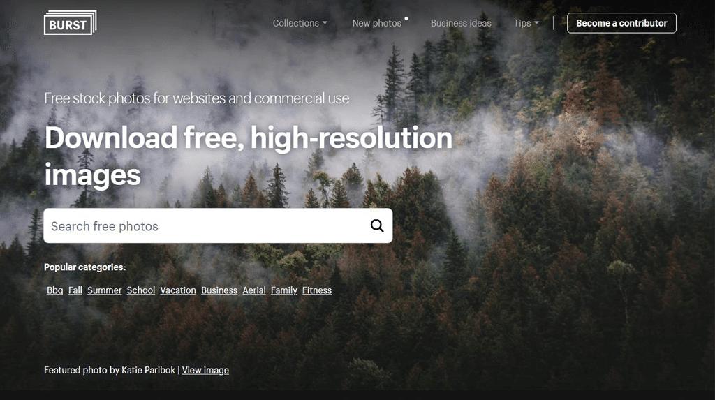 ¿Cómo encuentro imágenes gratis sin copyright? - Imagenes gratis en burst 3