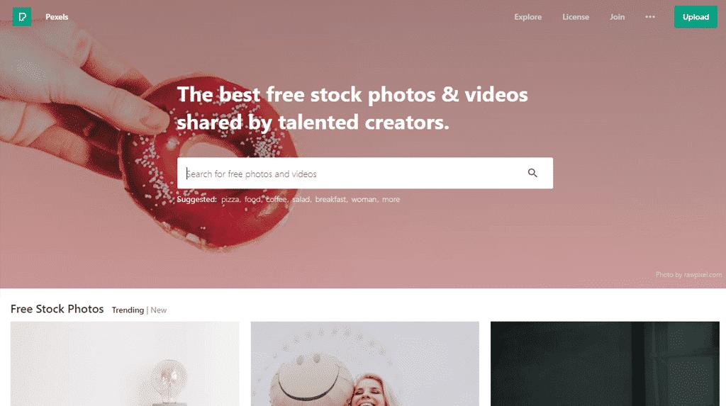 ¿Cómo encuentro imágenes gratis sin copyright? - Imagenes gratis en 4