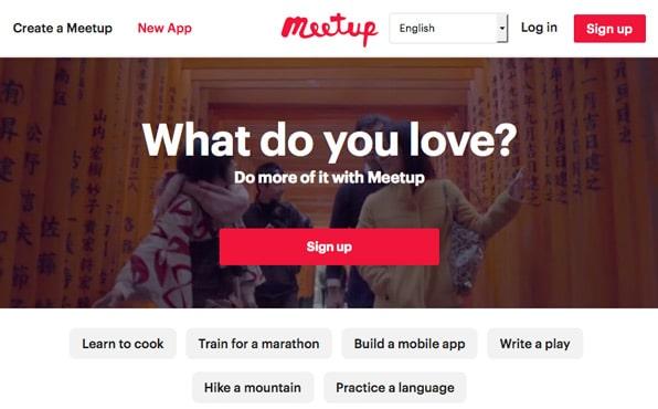 Cómo hacer del networking una experiencia inolvidable - Que es Meeutp networking 2