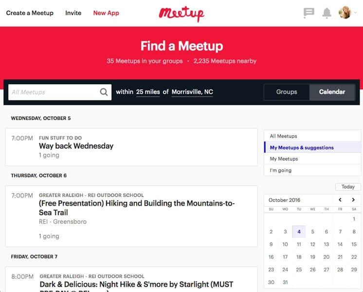 Cómo hacer del networking una experiencia inolvidable - encuentra una meetup network min 4