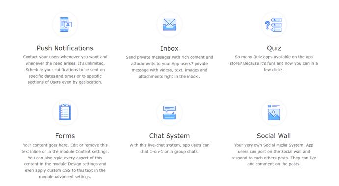 Comparativa de herramientas no-code para crear apps nativas - Gappsy 3 No Code Antonio Sanchez 11