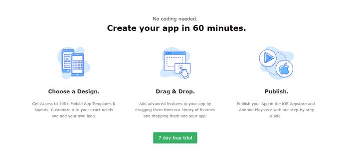 Comparativa de herramientas no-code para crear apps nativas - Gappsy No Code Antonio Sanchez 9