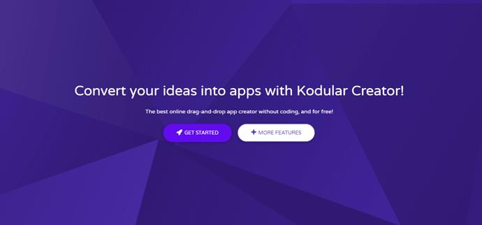 Comparativa de herramientas no-code para crear apps nativas - Kodular No Code Antonio Sanchez 14